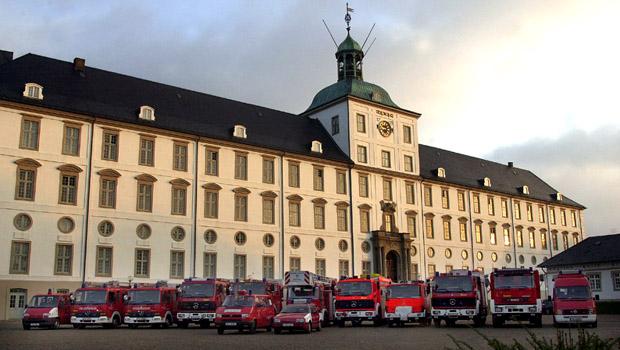Fuhrpark der Feuerwehr Schleswig